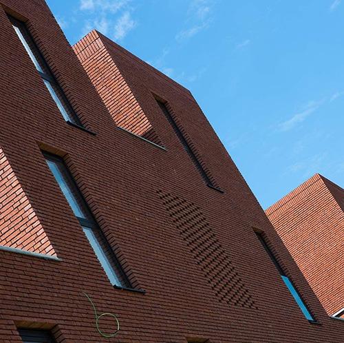 Sociale woningen Crutzenstraat Hasselt