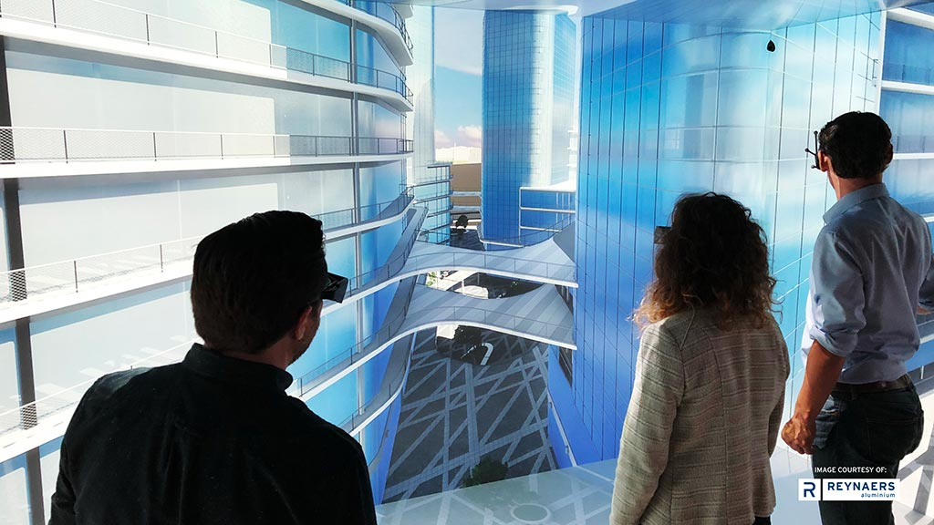 De waarheidsgetrouwe visualisatie helpt om erg snel beslissingen te nemen. Zoals bij het project The Quad (Malta) met developer Tumas Group and Gasan Group, en architect DeMicoli & Associates.