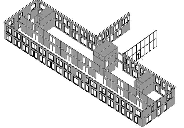 Design & Build of Engineering & Build is een samenwerking in vertrouwen dat BIM als fundering heeft.