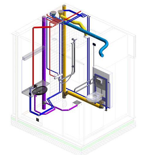 Het as-build model behoudt na de oplevering zijn waarde: het is immers een handige tool voor de facility managers.